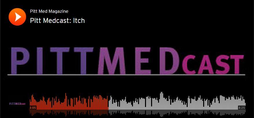 pitt medcast - itch